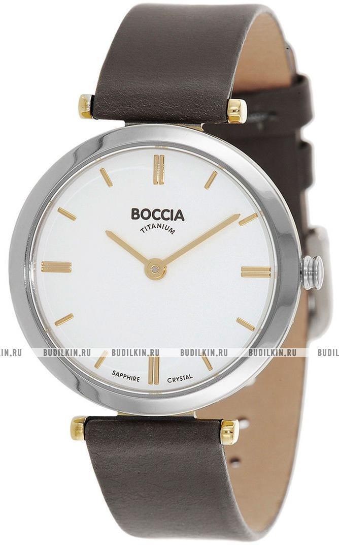 Женские часы Boccia Titanium 3253-03 Женские часы Elle Time 20208P05N