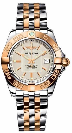 Фото швейцарских часов Женские швейцарские наручные часы Breitling Galactic 32 C71356L2/G704/367C