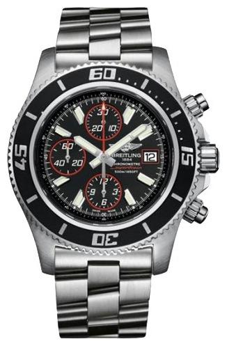 Фото швейцарских часов Мужские швейцарские наручные часы Breitling SUPEROCEAN A1334102/BA82/134A