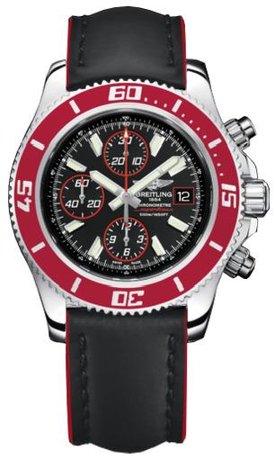 Фото швейцарских часов Мужские швейцарские наручные часы Breitling SUPEROCEAN A13341X9/BA81/228X