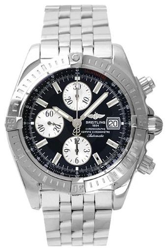 Фото швейцарских часов Мужские швейцарские наручные часы Breitling Chronomat A1335611/B719/372A