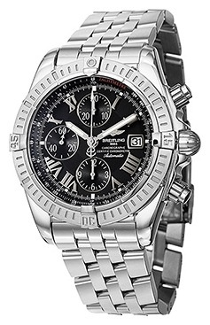 Фото швейцарских часов Мужские швейцарские наручные часы Breitling WINRIDER A1335611/B898/372A