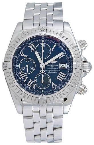 Фото швейцарских часов Мужские швейцарские наручные часы Breitling Chronomat A1335611/C749/372A