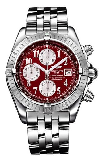 Фото швейцарских часов Мужские швейцарские наручные часы Breitling Chronomat A1335611/K508/2PSX