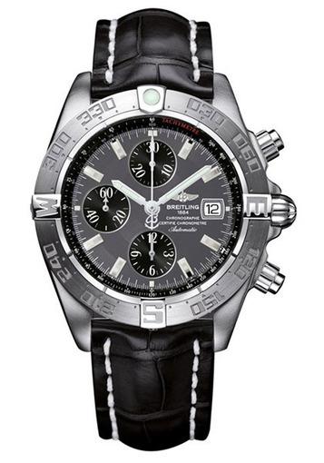 Фото швейцарских часов Мужские швейцарские наручные часы Breitling WINRIDER A1336410/F517/743P