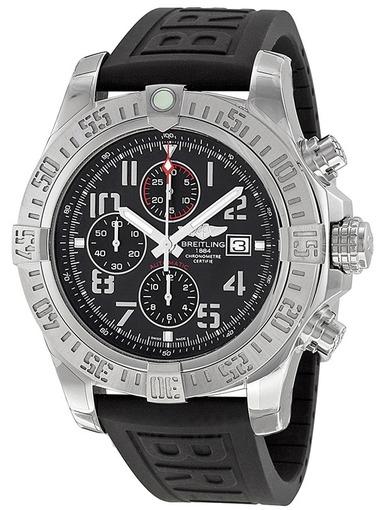 Фото швейцарских часов Мужские швейцарские наручные часы Breitling Avenger A1337111/BC28/155S