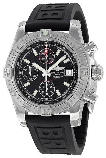 Фото швейцарских часов Мужские швейцарские наручные часы Breitling Avenger A1338111/BC32/153S