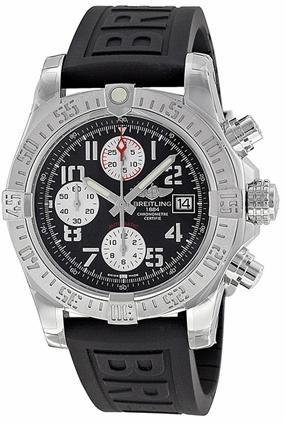 Фото швейцарских часов Мужские швейцарские наручные часы Breitling Avenger II A1338111/BC33/153S