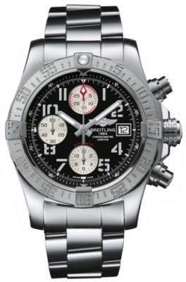 Фото швейцарских часов Мужские швейцарские наручные часы Breitling Avenger II A1338111/BC33/170A