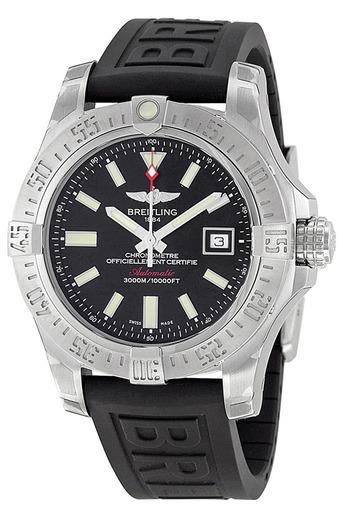 Фото швейцарских часов Мужские швейцарские наручные часы Breitling Avenger II Seawolf A1733110/BC30/152S
