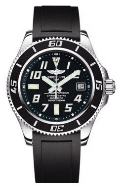 Фото швейцарских часов Мужские швейцарские наручные часы Breitling Superocean 42   A1736402/BA28/136S