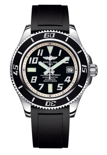 Фото швейцарских часов Мужские швейцарские наручные часы Breitling Superocean 42   A1736402/BA29/136S