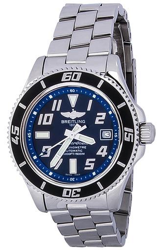 Фото швейцарских часов Мужские швейцарские наручные часы Breitling SUPEROCEAN A1736402/BA30/131A