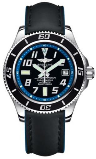 Фото швейцарских часов Мужские швейцарские наручные часы Breitling Superocean 42   A1736402/BA30/223X