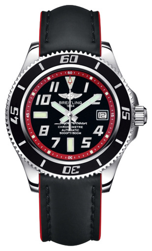 Фото швейцарских часов Мужские швейцарские наручные часы Breitling Superocean 42   A1736402/BA31/224X