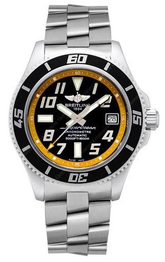 Фото швейцарских часов Мужские швейцарские наручные часы Breitling Superocean 42   A1736402/BA32/131A