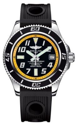 Фото швейцарских часов Мужские швейцарские наручные часы Breitling Superocean 42   A1736402/BA32/202S
