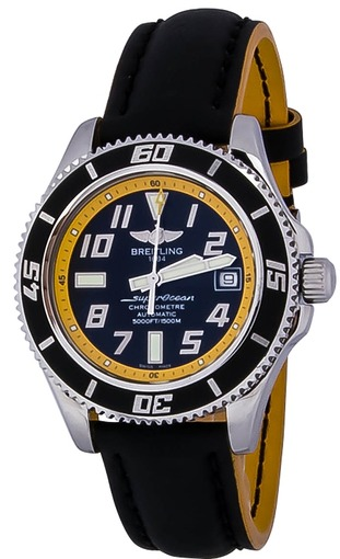 Фото швейцарских часов Мужские швейцарские наручные часы Breitling SUPEROCEAN A1736402/BA32/225X
