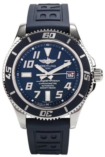 Фото швейцарских часов Мужские швейцарские наручные часы Breitling SUPEROCEAN A173643B/C868/148S