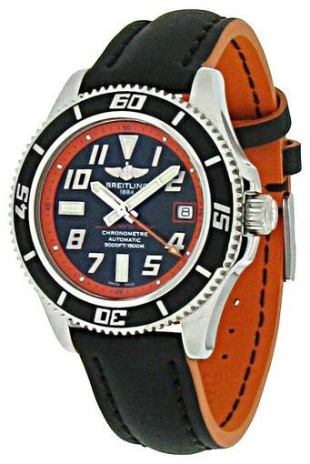 Фото швейцарских часов Мужские швейцарские наручные часы Breitling SUPEROCEAN A17364Y4/BA89/244X