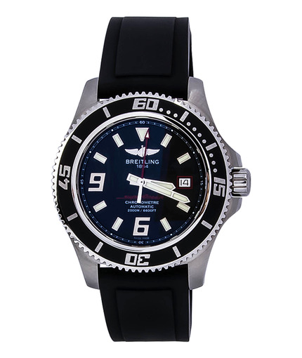 Фото швейцарских часов Мужские швейцарские наручные часы Breitling Superocean 44 A1739102/BA76/134S