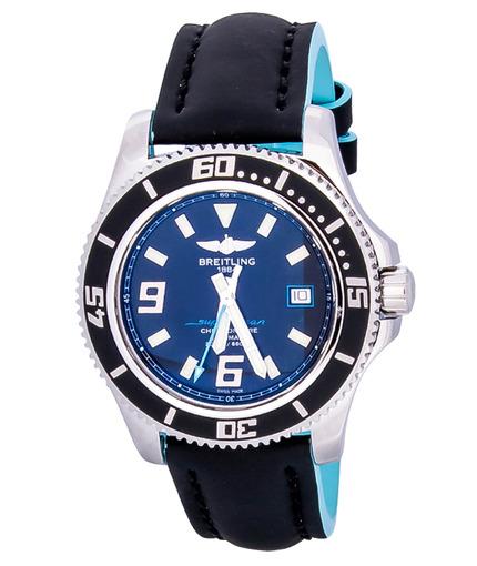 Фото швейцарских часов Мужские швейцарские наручные часы Breitling Superocean 44 A17391A8/BA79/227X