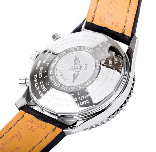 Фото швейцарских часов Мужские швейцарские наручные часы Breitling Navitimer A2432212/B726/441X