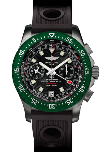 Фото швейцарских часов Мужские швейцарские наручные часы Breitling Skyracer A2736303/B823/200S