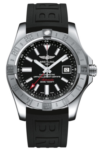 Фото швейцарских часов Мужские швейцарские наручные часы Breitling Avenger A3239011/BC35/153S
