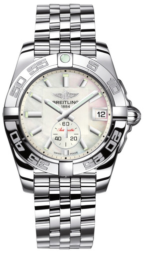 Фото швейцарских часов Женские швейцарские наручные часы Breitling Galactic 36 A3733012/A716/376A