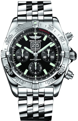 Фото швейцарских часов Мужские швейцарские наручные часы Breitling Blackbird A4435910/B811/371A