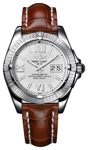 Фото швейцарских часов Мужские швейцарские наручные часы Breitling WINRIDER A4935011/G654/724P