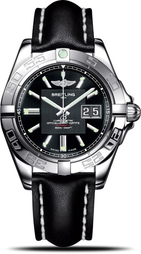 Фото швейцарских часов Мужские швейцарские наручные часы Breitling WINRIDER A49350L2/BA07/428X