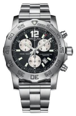 Фото швейцарских часов Мужские швейцарские наручные часы Breitling Colt Chronograph II A7338710/BB49/157A