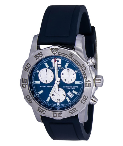 Фото швейцарских часов Мужские швейцарские наручные часы Breitling Colt 44 A7338710/C848/145S