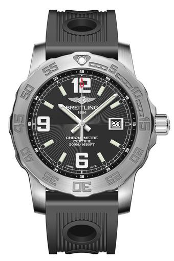 Фото швейцарских часов Мужские швейцарские наручные часы Breitling Colt 44 A7438710/BB50/200S