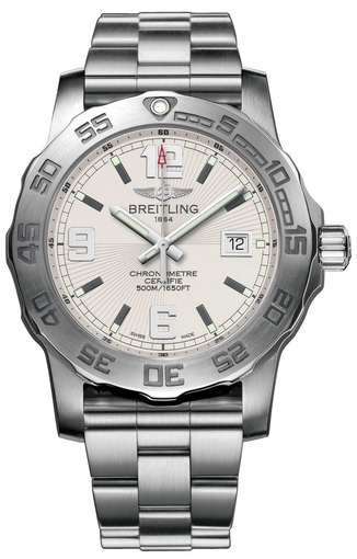 Фото швейцарских часов Мужские швейцарские наручные часы Breitling Colt 44 A7438710/G743/157A