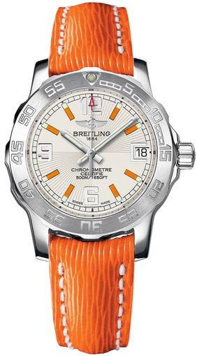 Фото швейцарских часов Женские швейцарские наручные часы Breitling Colt A7738711/G764/212X