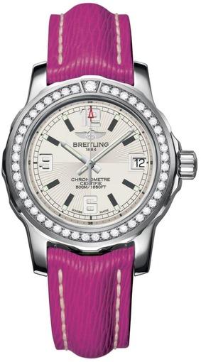 Фото швейцарских часов Женские швейцарские наручные часы Breitling Colt A7738753/G744/241X