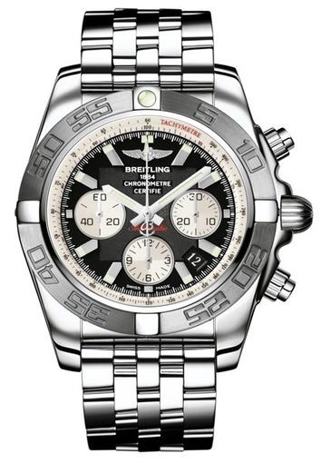 Фото швейцарских часов Мужские швейцарские наручные часы Breitling WINRIDER AB011011/B967/375A
