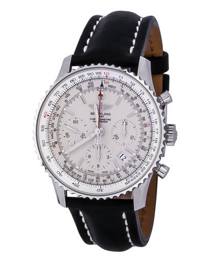Фото швейцарских часов Мужские швейцарские наручные часы Breitling Chronomat AB012312/G756/435X