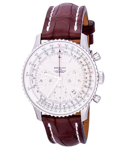 Фото швейцарских часов Мужские швейцарские наручные часы Breitling Navitimer 01 Limited AB012312/G756/739P