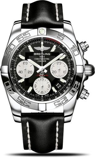 Фото швейцарских часов Мужские швейцарские наручные часы Breitling WINRIDER AB014012/BA52/428X