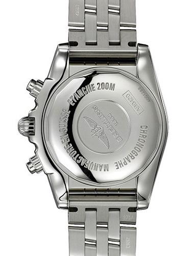 Фото швейцарских часов Мужские швейцарские наручные часы Breitling CHROMOMAT 44 AB042011/BB56/375A