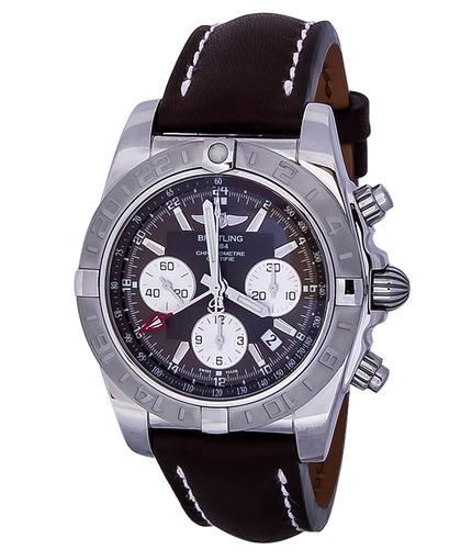 Фото швейцарских часов Мужские швейцарские наручные часы Breitling CHROMOMAT AB042011/Q589/437X