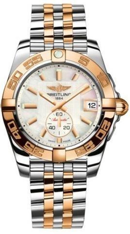 Фото швейцарских часов Женские швейцарские наручные часы Breitling Galactic 36 C3733012/A724/376C