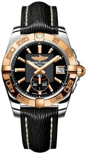 Фото швейцарских часов Женские швейцарские наручные часы Breitling Galactic C3733012/BA54/213X