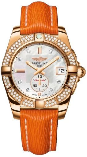 Фото швейцарских часов Женские швейцарские наручные часы Breitling Galactic 36 C3733053/A725/217X