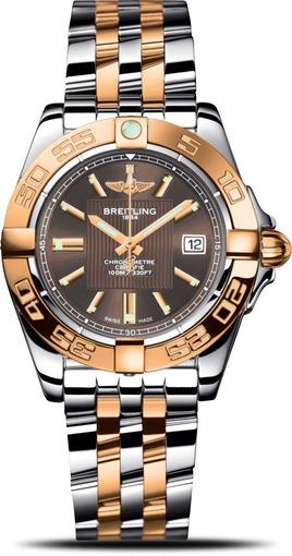Фото швейцарских часов Женские швейцарские наручные часы Breitling WINRIDER C71356L2/Q581/367C