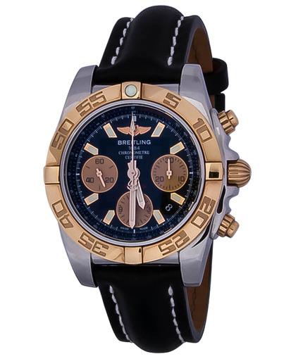 Фото швейцарских часов Мужские швейцарские наручные часы Breitling WINRIDER CB014012/BA53/428X